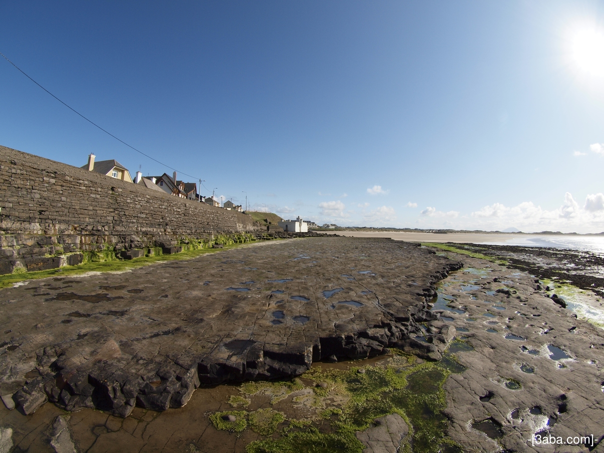 Enniscrone Beach West Ireland Ash S Blog 3aba Com