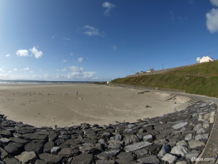 Enniscrone Beach, West Ireland