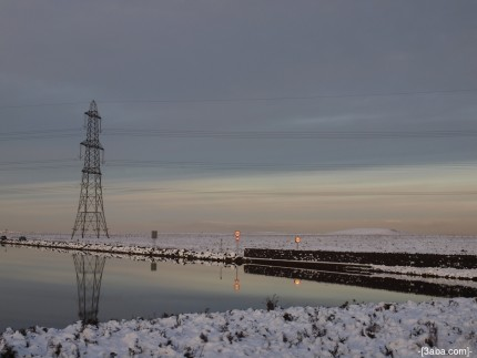 Blackstone edge snow