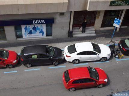 Alicante parking