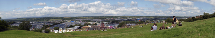 Glastonbury 2011 - Massive zoomable image - daytime