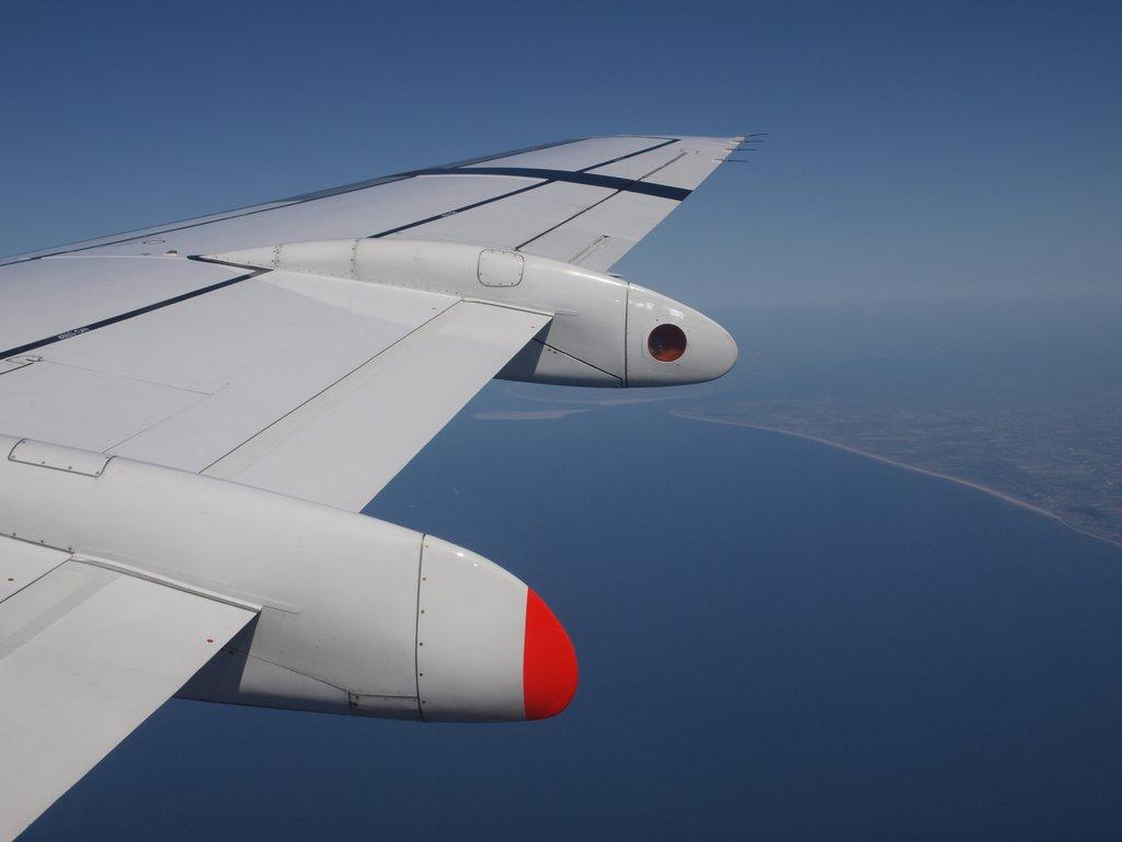 KLM City Hopper - Fokker 100
