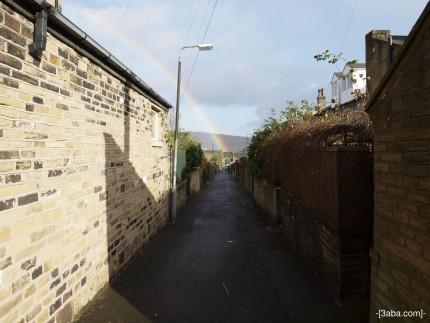Rainbow Alley, Elland