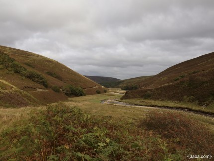 Trough of Bowland, Lancashire